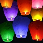 Небесный фонарик «Бриллиант»