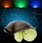 Ночник-проектор «Черепаха» музыкальный