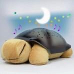 Ночник-проектор «Черепаха» музыкальная