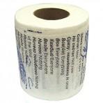 Туалетная бумага Русско-Английский разговорник