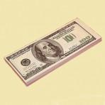 Забавная Пачка денег