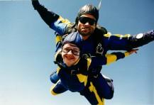 Прыжок с парашютом (тандем)