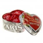 Набор  «Пусть сбываются мечты» в шкатулке-сердце