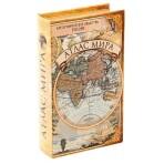 Сейф-книга «Атлас мира»