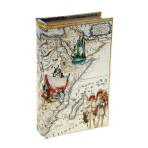 Сейф-книга  «Карта странствий по морям»