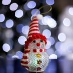 Игрушка световая «Снеговик»