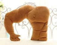 Подушка-обнимашка для женщин Мужское плечо