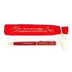 Ручка в бархатном мешочке «Достатка и семейного благополучия»