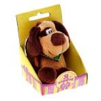 Мягкая игрушка Собачка-брелок