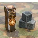 Камни для виски. Набор 3 кубика