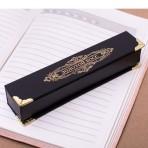 Ручка в подарочном футляре «Золотой босс»