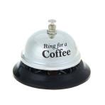 Звонок настольный Ring for a coffee