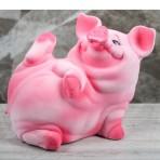 Копилка гипсовая «Розовая свинка 2019»