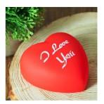 Сувенир Сердце светящееся «I Love you»
