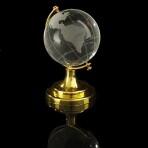 Сувенир «Глобус» стекло