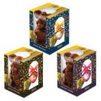 Мышка шоколадная «Новогодние пожелания 2020», 100 г, под заказ