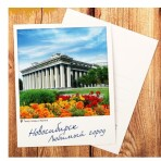 Открытка почтовая «Новосибирск», 8×10 см