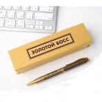 Ручка в футляре «Золотой босс»