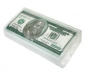Салфетки в виде денег