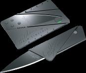 Нож складной Кредитка