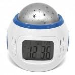 Часы Будильник Ночник проектор звездного неба