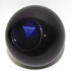 Шар для принятия решений черный D-7 см