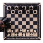 """Шахматы """"Всегда на высоте"""", в тубусе, поле 33 х 33 см"""