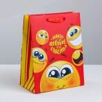 Пакет «Много поводов для счастья»,18 × 23 × 10 см