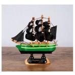 Корабль сувенирный Черные паруса