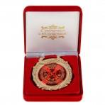 Медаль в бархатной коробке «За взятие юбилея 60»